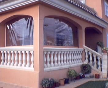 Toldos jarama madrid estores - Estores para balcones ...